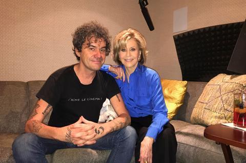 Mark-Cousins-and-Jane-Fonda
