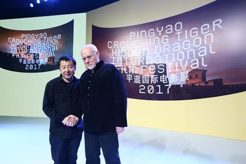 Marco mueller and jia zhangke
