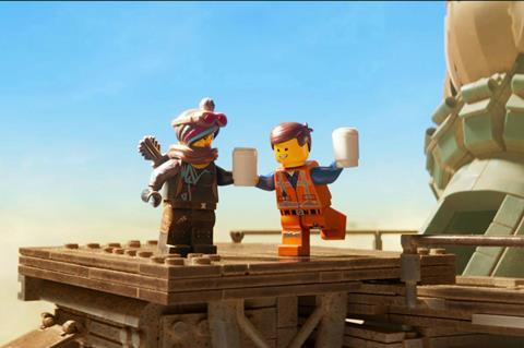 The Lego Movie 2 Enjoys Third Week At Top Of Uk Box Office News Screen
