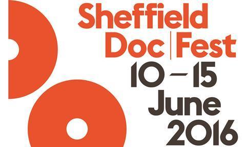 Sheffield DocFest 2016 logo