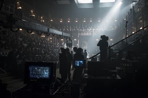 Darkest hour behind the scenes