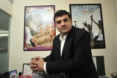 Siddharth Roy Kapur (pictured), CEO, UTV Motion Pictures, India