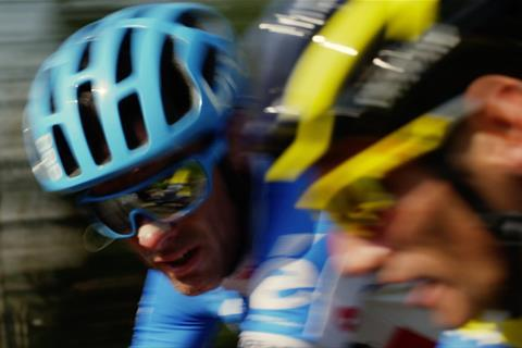 Time trial cycling films