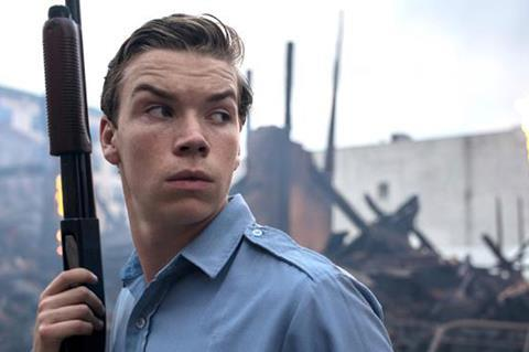 Image result for will poulter, detroit