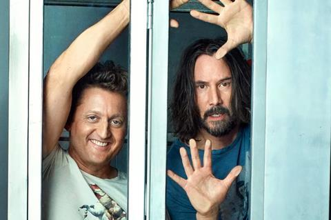 Bill & Ted return