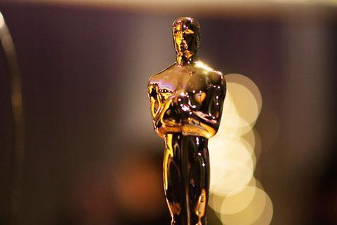Oscar statuette update