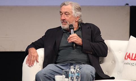 Robert De Niro Sarajevo