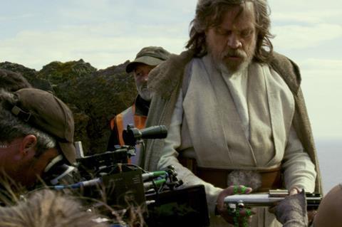 Mark Hamill on The Last Jedi