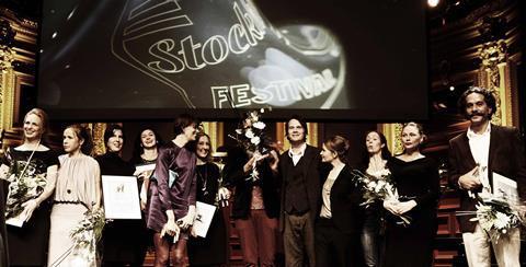 Stockholm 2013 winners