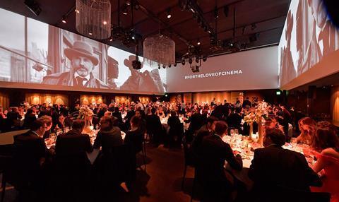 Zurich 2016 gala dinner