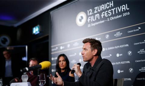 Zurich 2016 Ewan McGregor