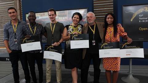 Locarno Open Doors 2014 winners