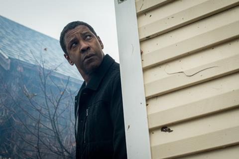 The Equalizer 2 Sony