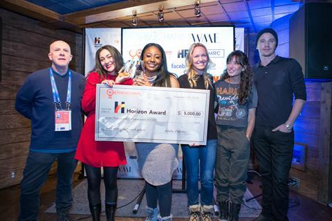 Horizon Award winners 2018: Cassian Elwes, Giselle Bonilla, Benita Ozoude, Lynette Howell Taylor, Reed Morano, Garrett Hedlund
