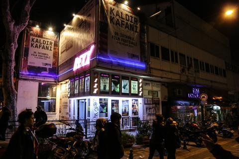 istanbul film festival rexx