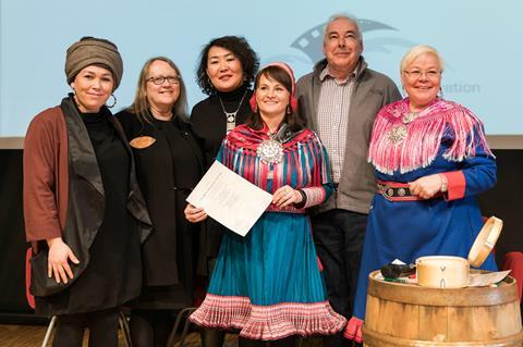 Arctic Indigenous Film Fund