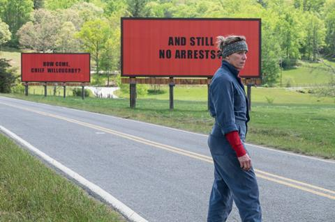 Three billboards outside ebbing missouri fox searchlight