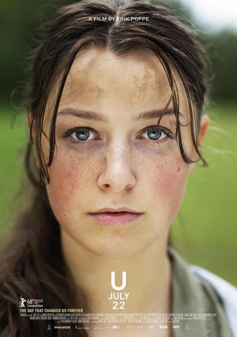 U poster