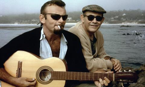 Bert Berns and Jerry Wexler