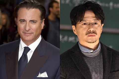 Andy Garcia, Duan Yihong
