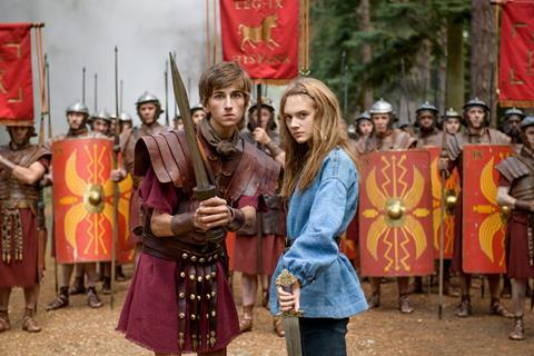 Horrible Histories: The Movie – Rotten Romans': Review