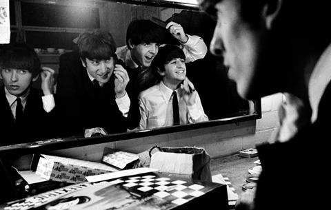 The Beatles Eight Days A Week The Touring Years