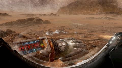 The Martian VR