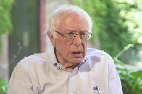 Bernie saunders