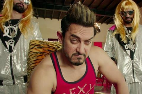 Secret superstar aamir khan productions
