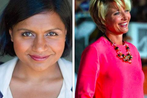 Mindy Kaling, Emma Thompson