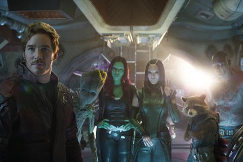 avengers infinity 3 war marvel studios