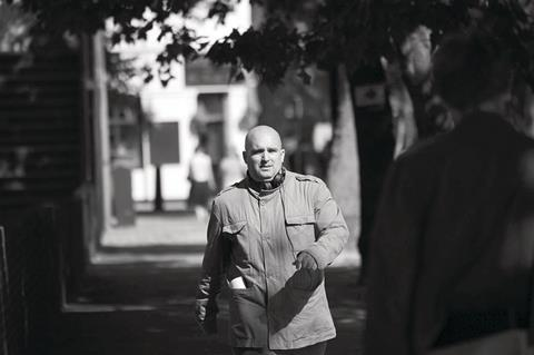 Shane Meadows writer-director