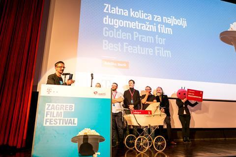 Alen drljevic, director mendontcry, winner golden pram, best feature