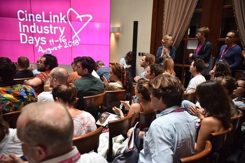 Cinelink Industry Days Sarajevo Film Festival