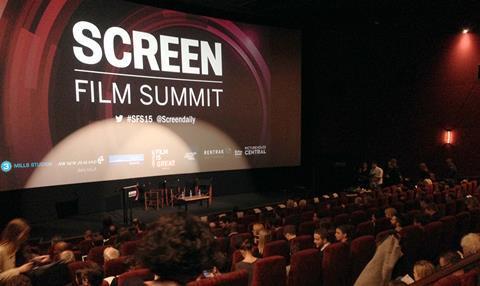 Screen Film Summit 2015