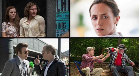 Zurich Film Festival 2015 galas