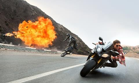Mission: Impossible -- Rogue Nation