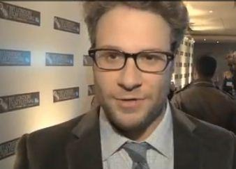 Seth Rogan at LFF 2011 to support 50/50