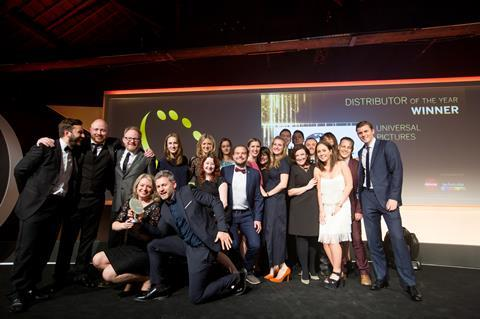 Screen Awards 2015 Distributor of the Year