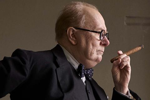 Darkest hour focus features 2