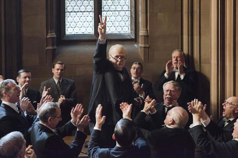 Darkest hour focus features