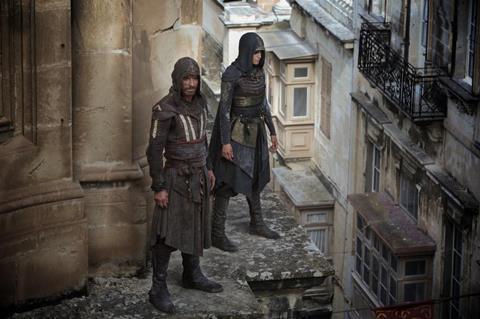 Assassin's Creed 20th Century Fox