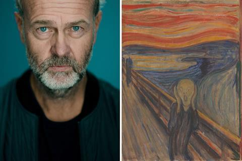 Erik Poppe to direct drama about Edvard Munch's The Scream