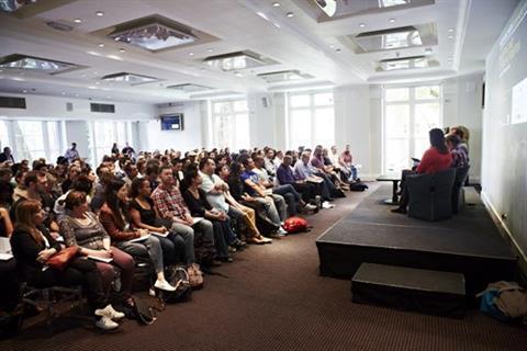 BAFTA Filmmakers Forum
