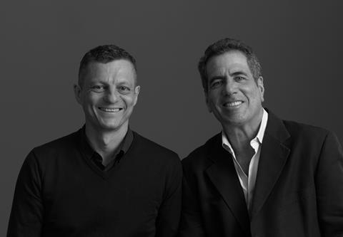 Peter Becker and Jonathan Turell