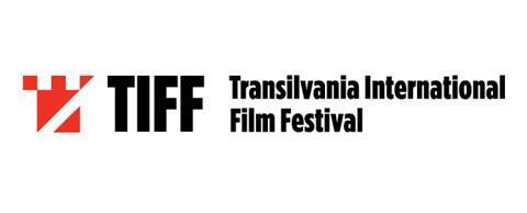 TIFF Logo Corporate - Negru orizontal