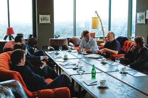Screen roundtable