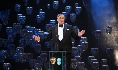 BAFTA Stephen Fry
