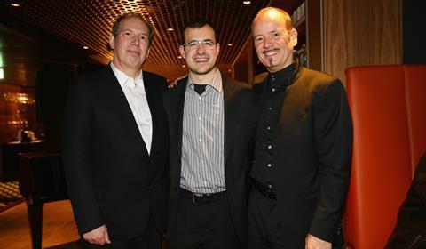 Hans Zimmer, Leeran Z Raphaely, Frank Strobel