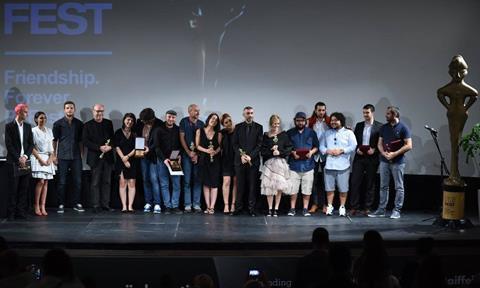 kosovo prifest winners 2017
